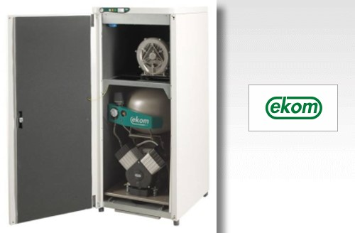 EKOM Compressor and suction in one