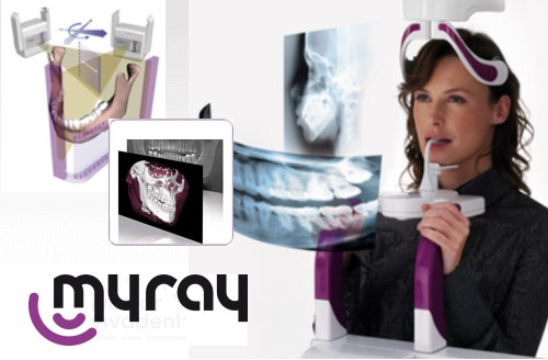MYRAY Panoramic X Ray