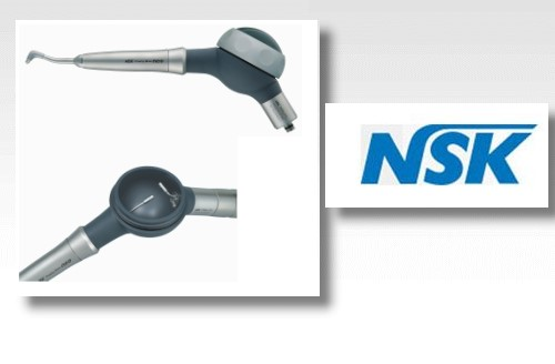 NSK scalers and polishers