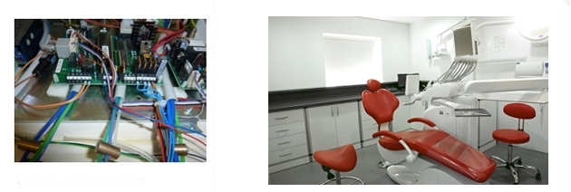 GoTrade complete dental systems will take all the strain out of the installations including electrical and plumbing